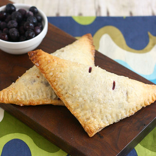 Blueberry-Cream Cheese Hand Pies | by Tracey's Culinary Adventures