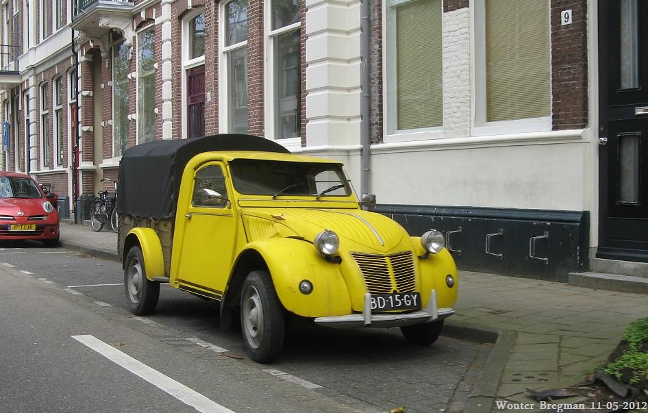 citro n 2cv pick up 1981 wouter bregman flickr. Black Bedroom Furniture Sets. Home Design Ideas