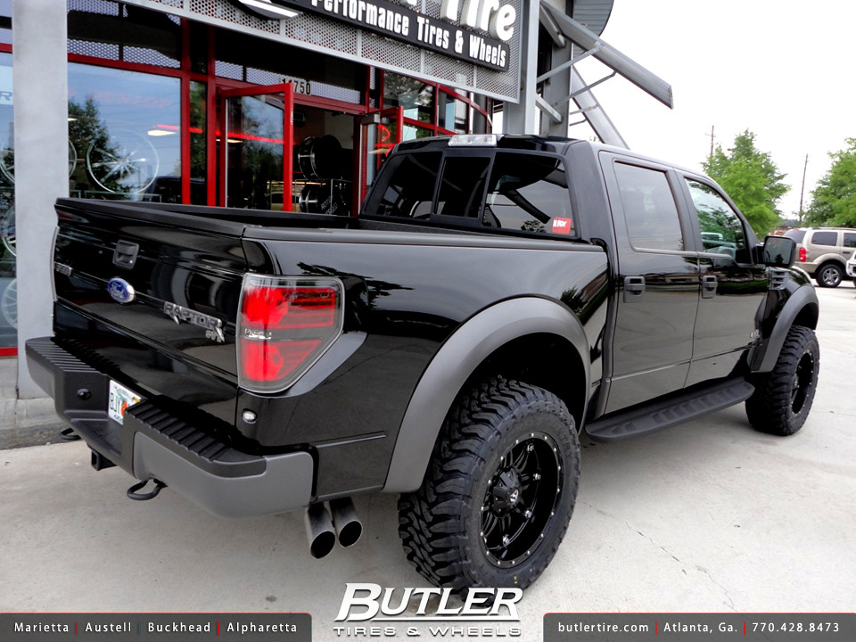 Ford F150 Wheels >> Ford SVT Raptor with 20in Fuel Hostage Wheels | Additional P… | Flickr