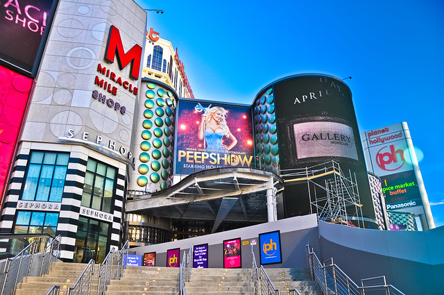 Las Vegas - Miracle Mile Shops   Flickr - Photo Sharing!