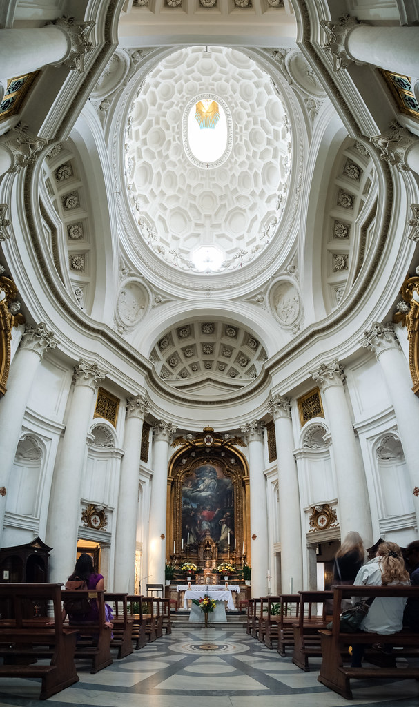 San Carlino Chiesa Di San Carlo Alle Quattro Fontane