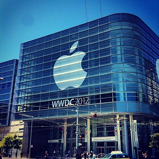 Oh yeah #WWDC12 | by mattersofgrey