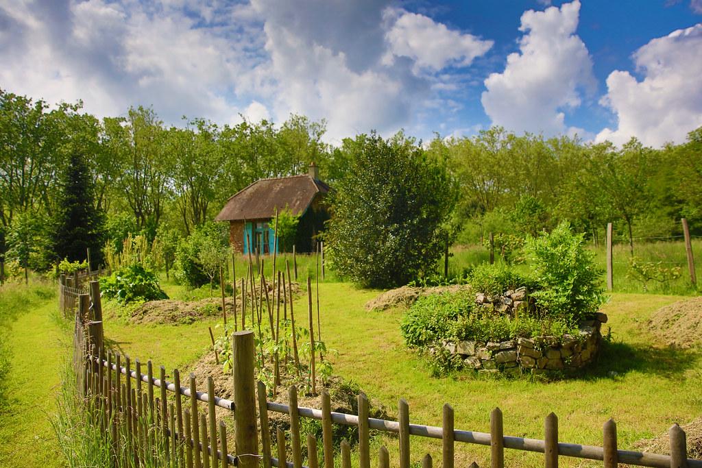 Parc du domaine de mme elisabeth nicolas duprey for Parc des yvelines