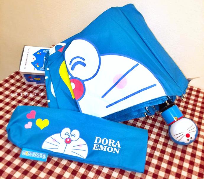 11 7-11  哆啦A夢樂遊一夏集點送 野餐折疊桌、野餐折疊椅、公仔自動傘、哆啦A夢面紙套、立體保冷袋、漫畫風玻璃便當盒