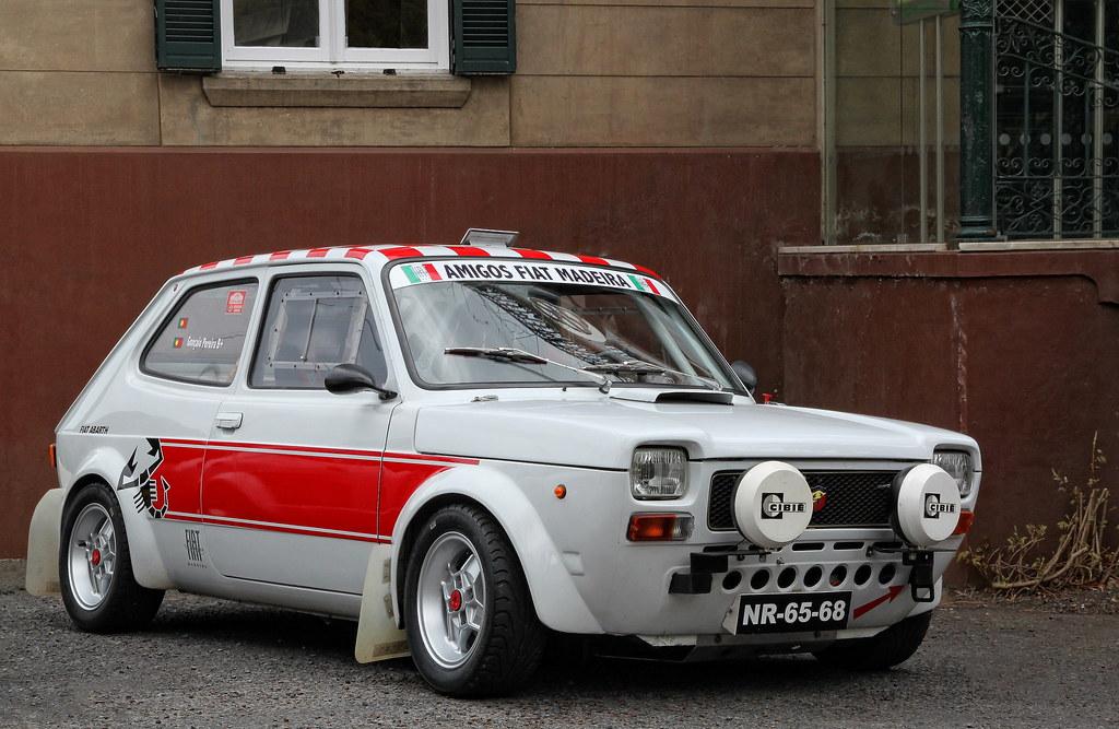 Fiat 127 Abarth 1973 Reid S Palace Classic Auto Show