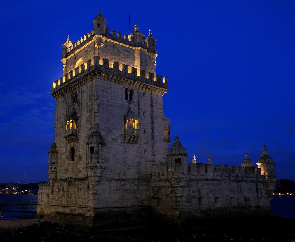 Tour de bel m lisbonne portugal la tour de bel m fut for Construire le belem