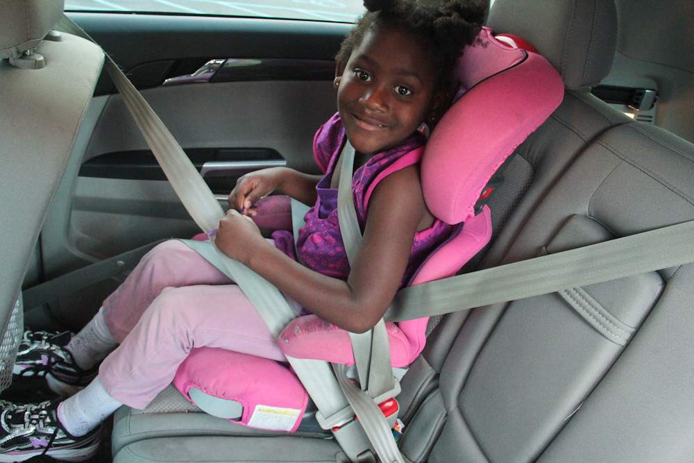 Toddler Car Seat Guidelines