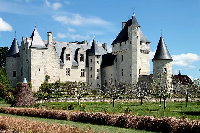 Château du Rivau / Le Rivau castle