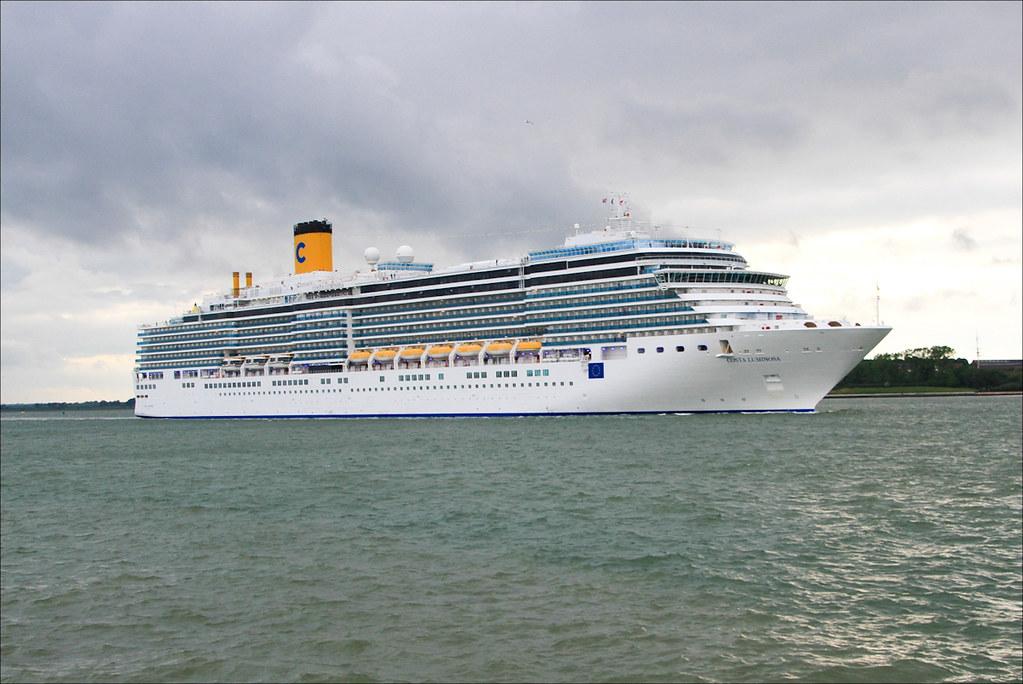 Average Cruise Ship Speed | Fitbudha.com
