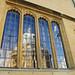 UK - Oxford - Bodleian window reflections