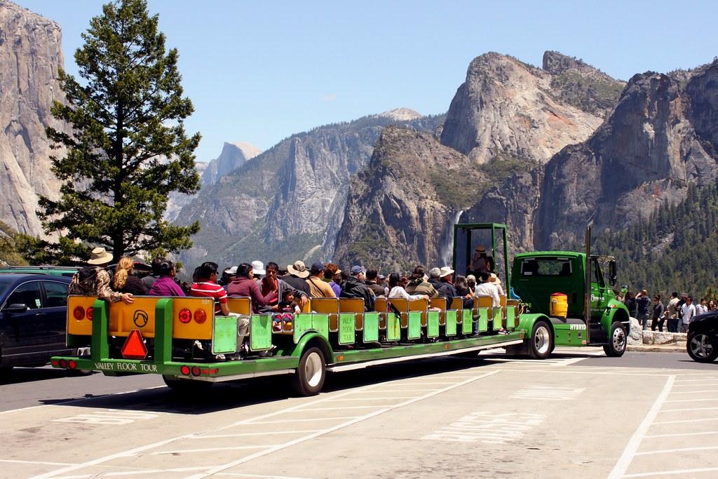 Yosemite VALLEY FLOOR TOUR | Wawona Tunnel View Yosemite Natu2026 | Flickr