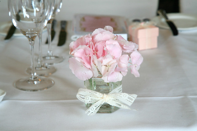 Wedding Flowers For Venue : Wedding flowers venue head table decoration flickr