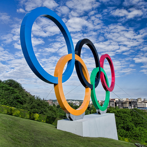 Giant Olympic Rings | by Graeme Pow