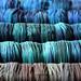 Happy blue drying rack