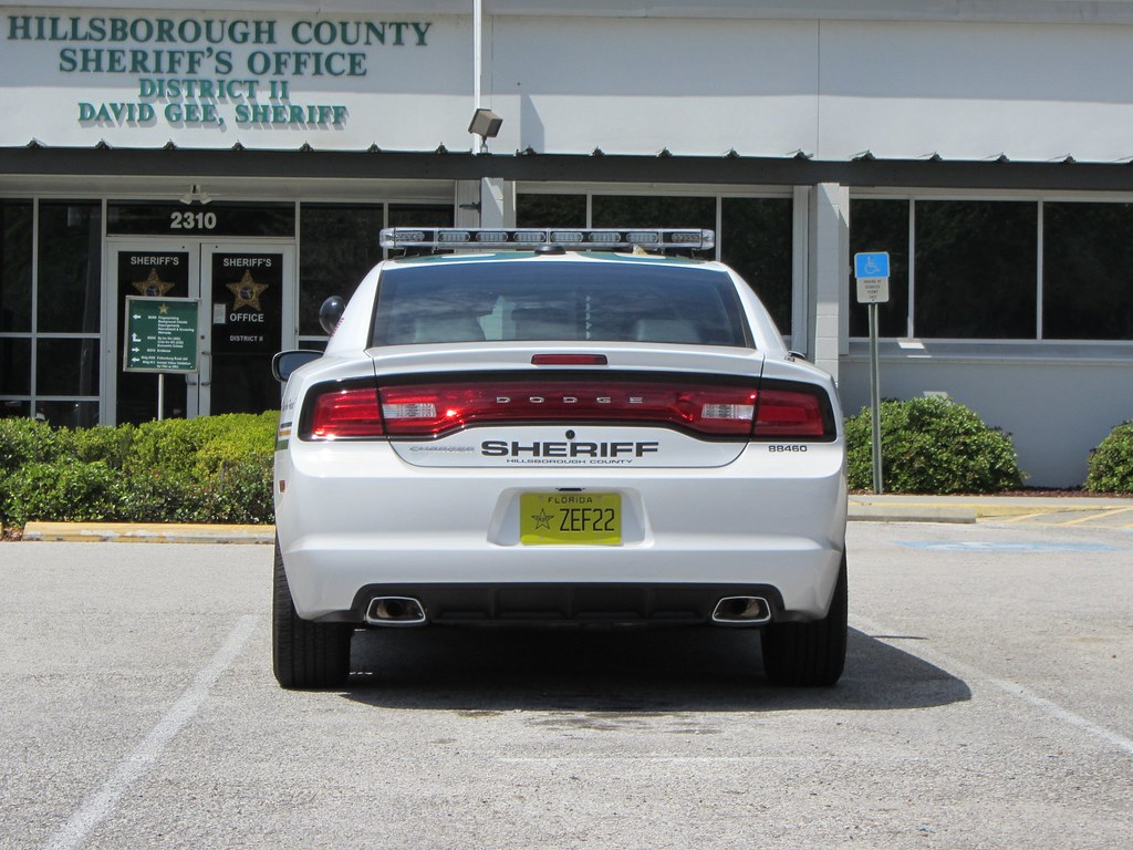 Hillsborough County Sheriff 2012 Dodge Charger 88460 Flickr