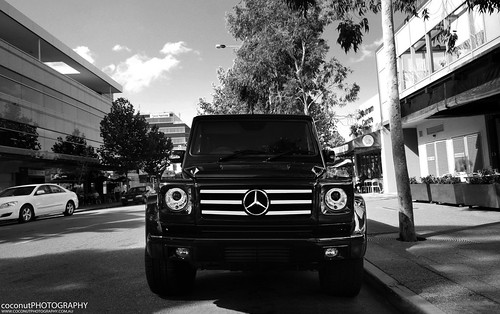 Mercedes-Benz G55 AMG | by Coconut Photography