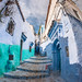 Narrow Streets of Chefchaouen