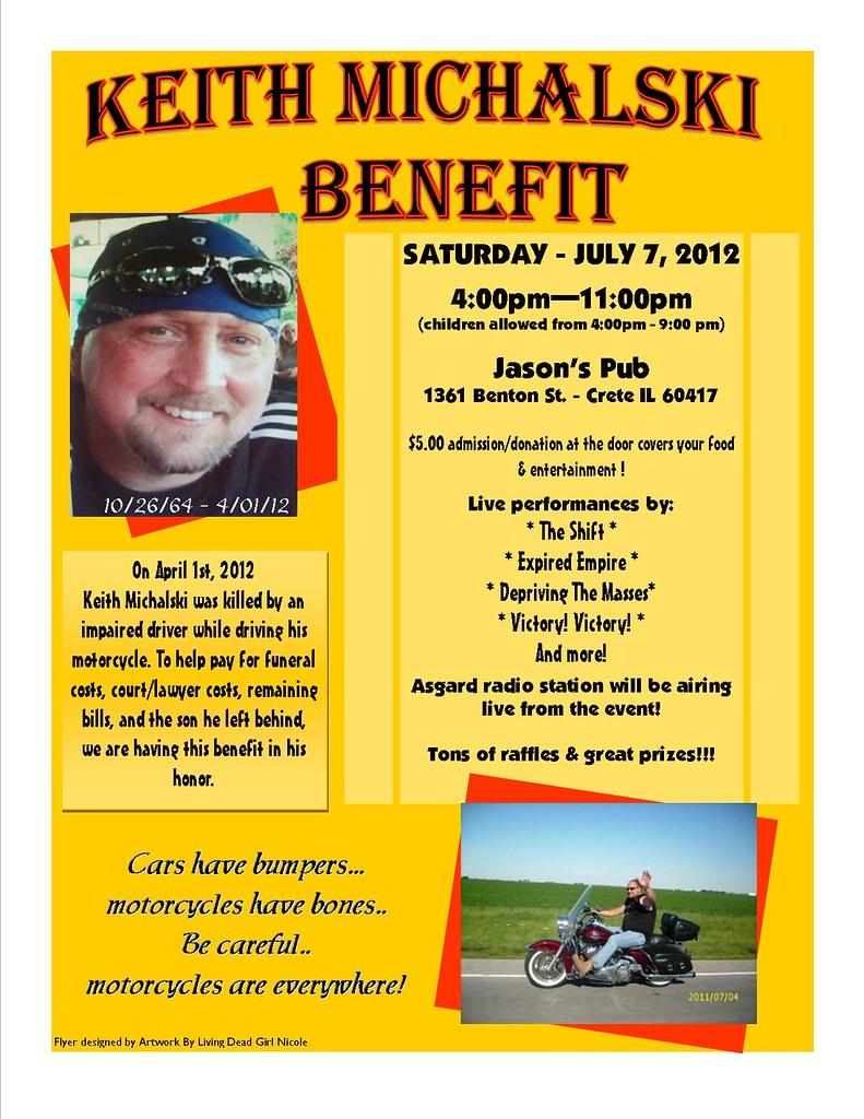 benefit flyer