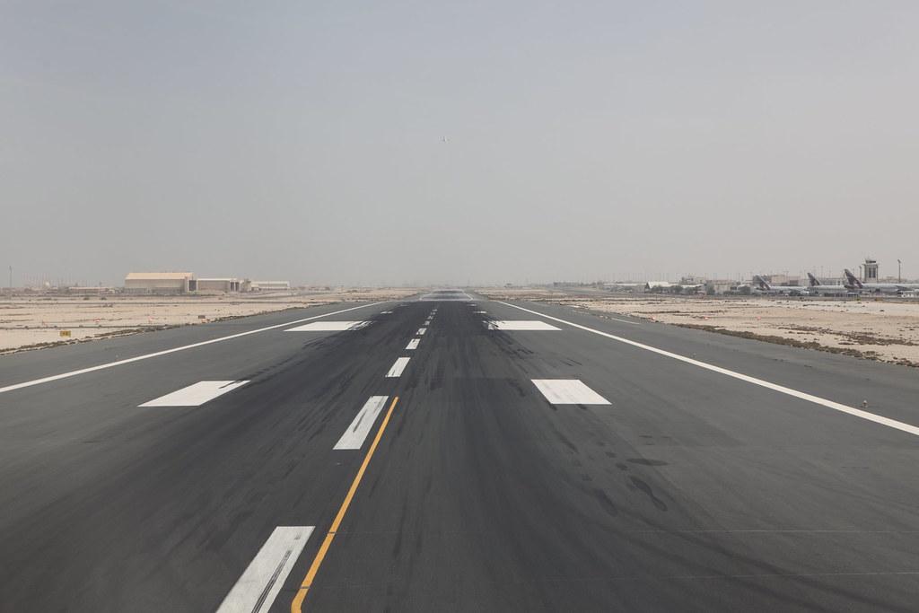 IMG_2015_Runway_Doha_Airport | The runway at Doha Airport ...  IMG_2015_Runway...
