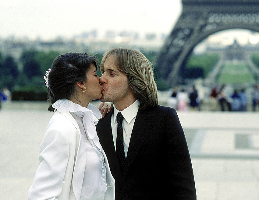 Richard Clayderman 1980  Hot Kiss In Paris Wwwyoutube -8765