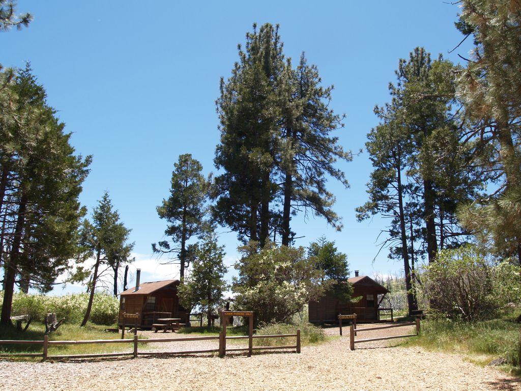 245 Paso Picacho Campground Cabins Jfr Flickr