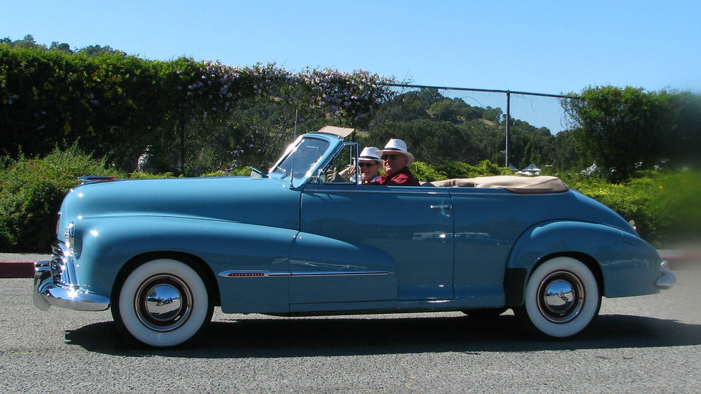 2 Door Convertible >> 1947 Oldsmobile Series 88 2 door Convertible 3 | Photohraphe… | Flickr
