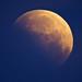 Partial Lunar Eclipse - 6/4/12