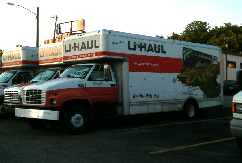 U Haul Newfoundland U Haul Supergra...