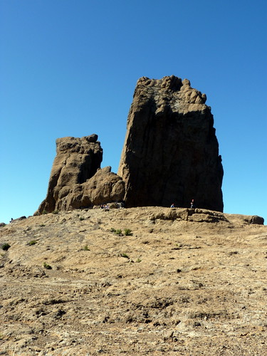Gran Canaria - Roque Nublo in the Spring | by elsua