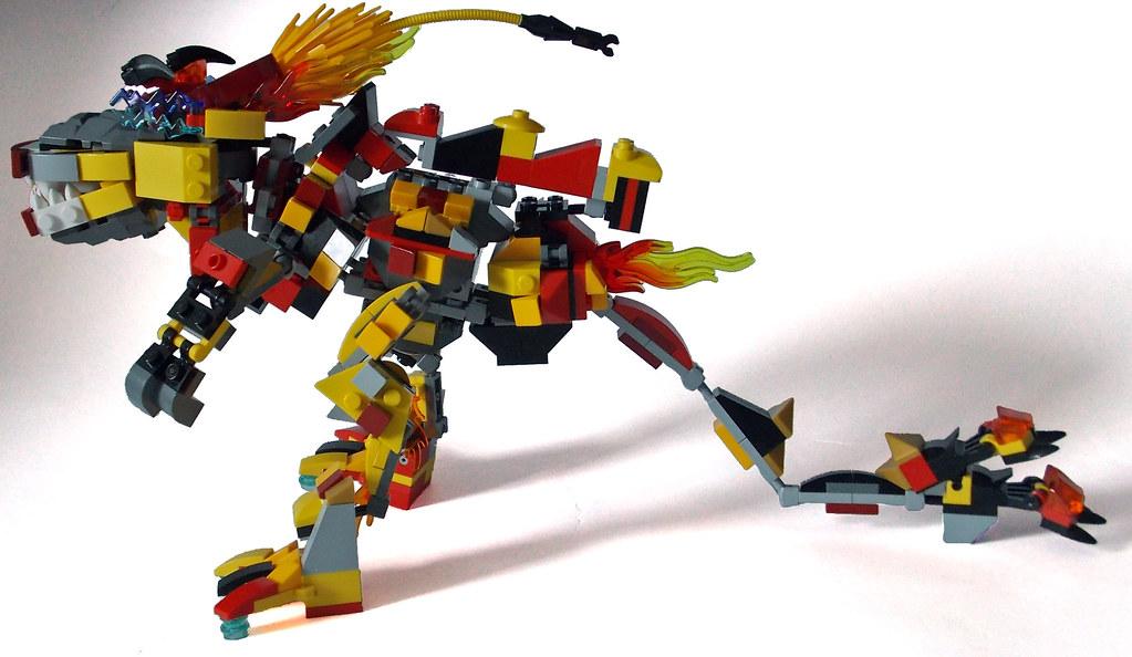 Lego Mixels Mega Max Mixels Mega Max Moc