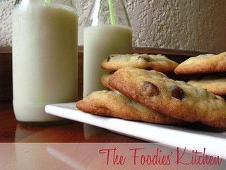Chocolate Chip Cookies | by The Foodies' Kitchen