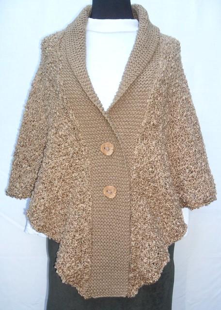 Abrigos tejidos dos agujas - Imagui