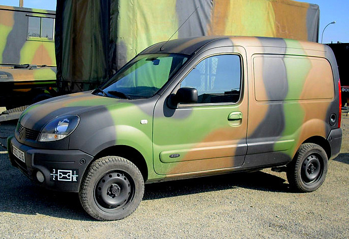renault kangoo 4x4 van images. Black Bedroom Furniture Sets. Home Design Ideas