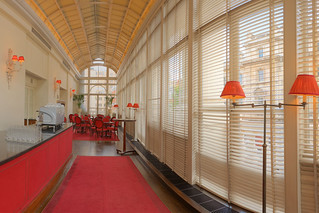 The Conservatory at the Royal Opera House © ROH 2012 | by Royal Opera House Covent Garden