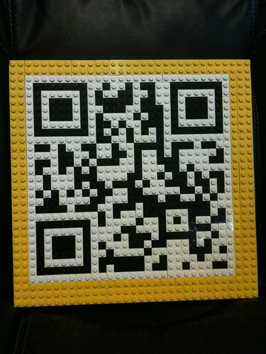 LEGO QR Code | by BrickWares
