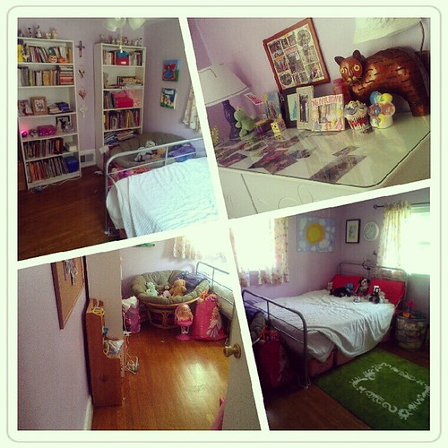 this is what it looks like when Annalie voluntarily cleans her room, all by herself | by bethany actually