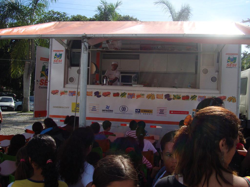 Oficina do projeto Cozinha Brasil TV Brasil EBC Flickr #9F4C2C 1024 768