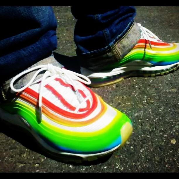 Air Max 97 Rainbow