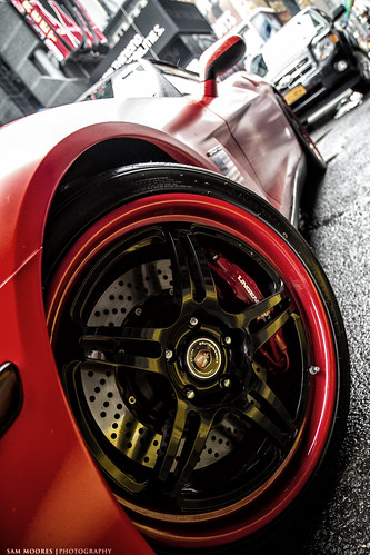 Gumball 3000 2012 NYC Garage | by Sam Moores Photography