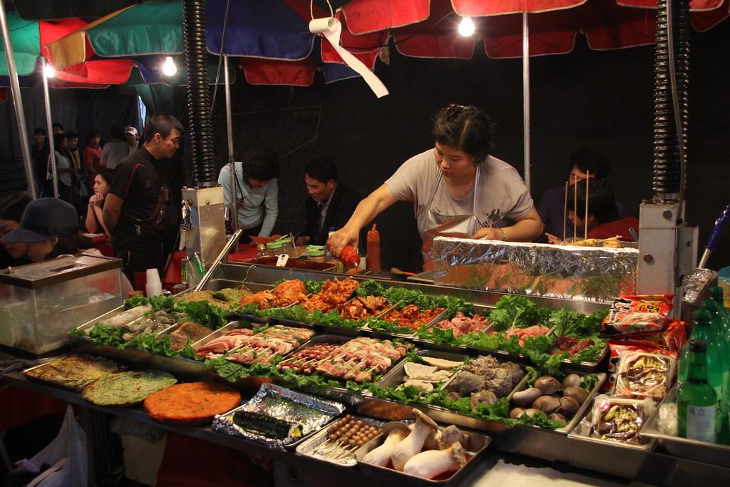 Korean Street Food Tteokbokk