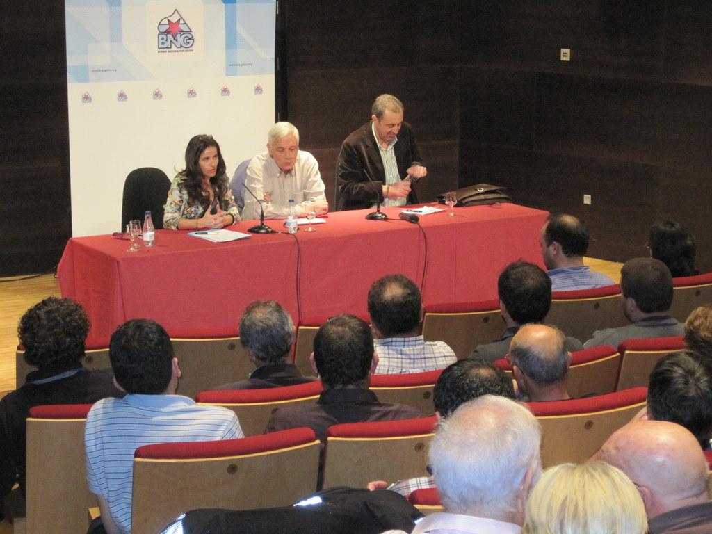 Acto sobre a reforma laboral do pp en ourense acto sobre a flickr - Reformas en ourense ...