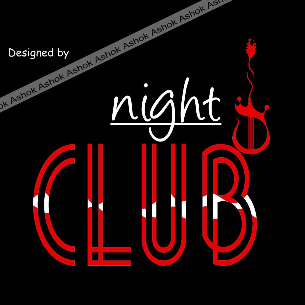 R Symbol Logo Night Club Logo | It's...