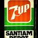 Santiam Depot