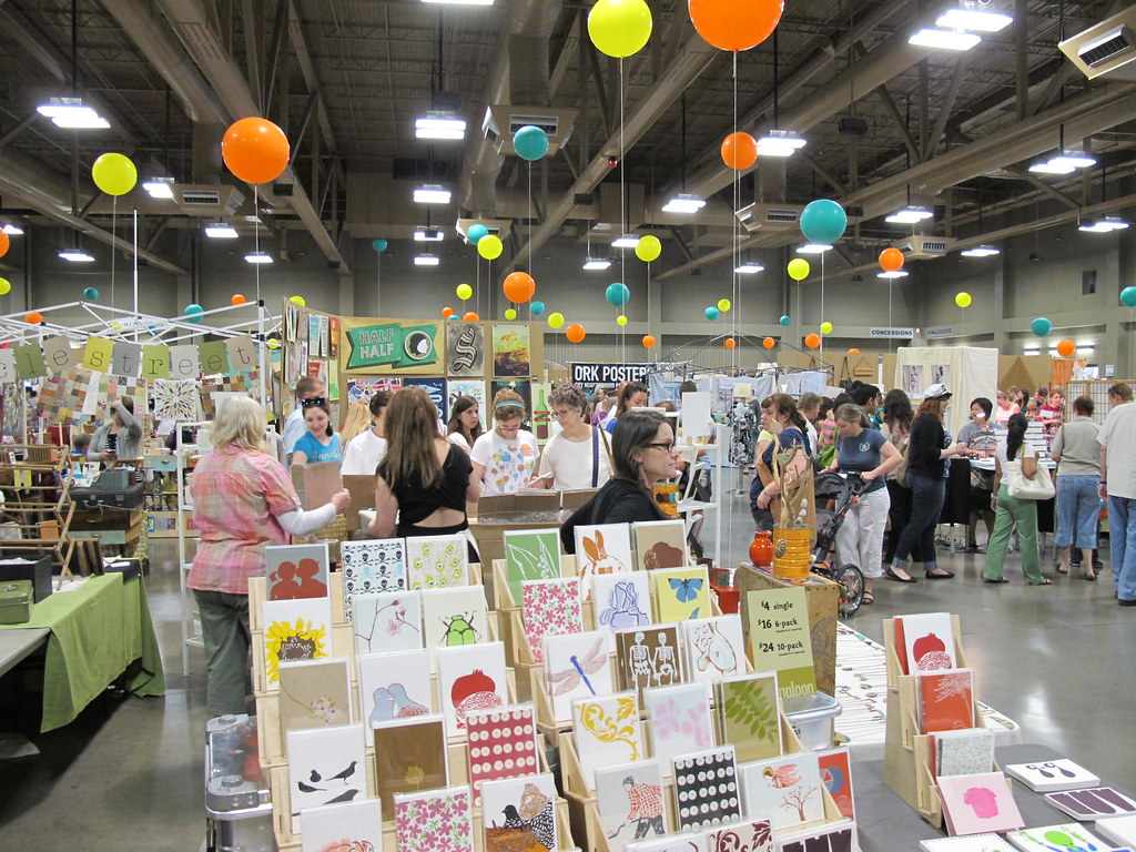 The Renegade Craft Fair