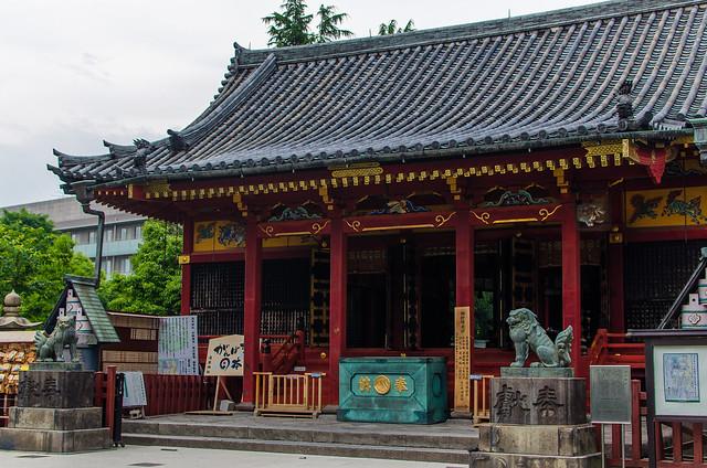 浅草神社:Asakusa Jinja Shrine