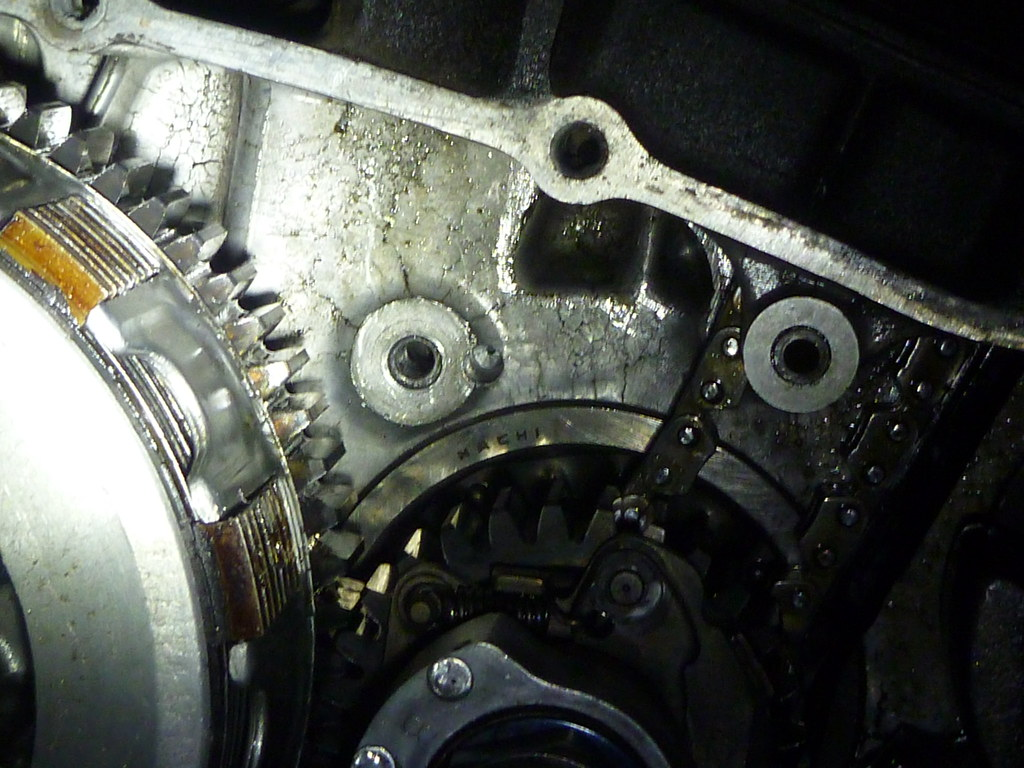 Cam Chain Tensioner Problems On Yamaha Fz