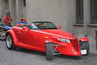 Plymouth Prowler | by cocoate.com