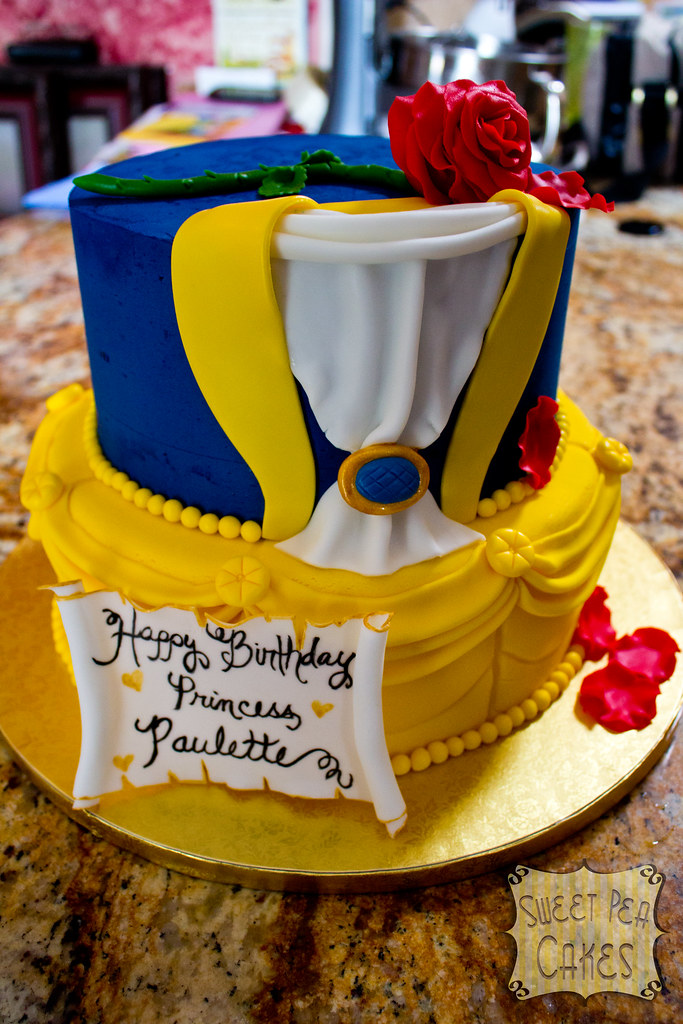 Birthday Cake Disney World Il Mulino