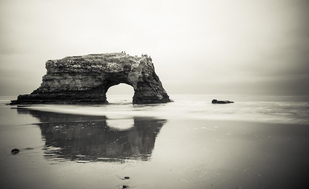 Keyhole Arch Pfeiffer Beach Santa Cruz California Flickr