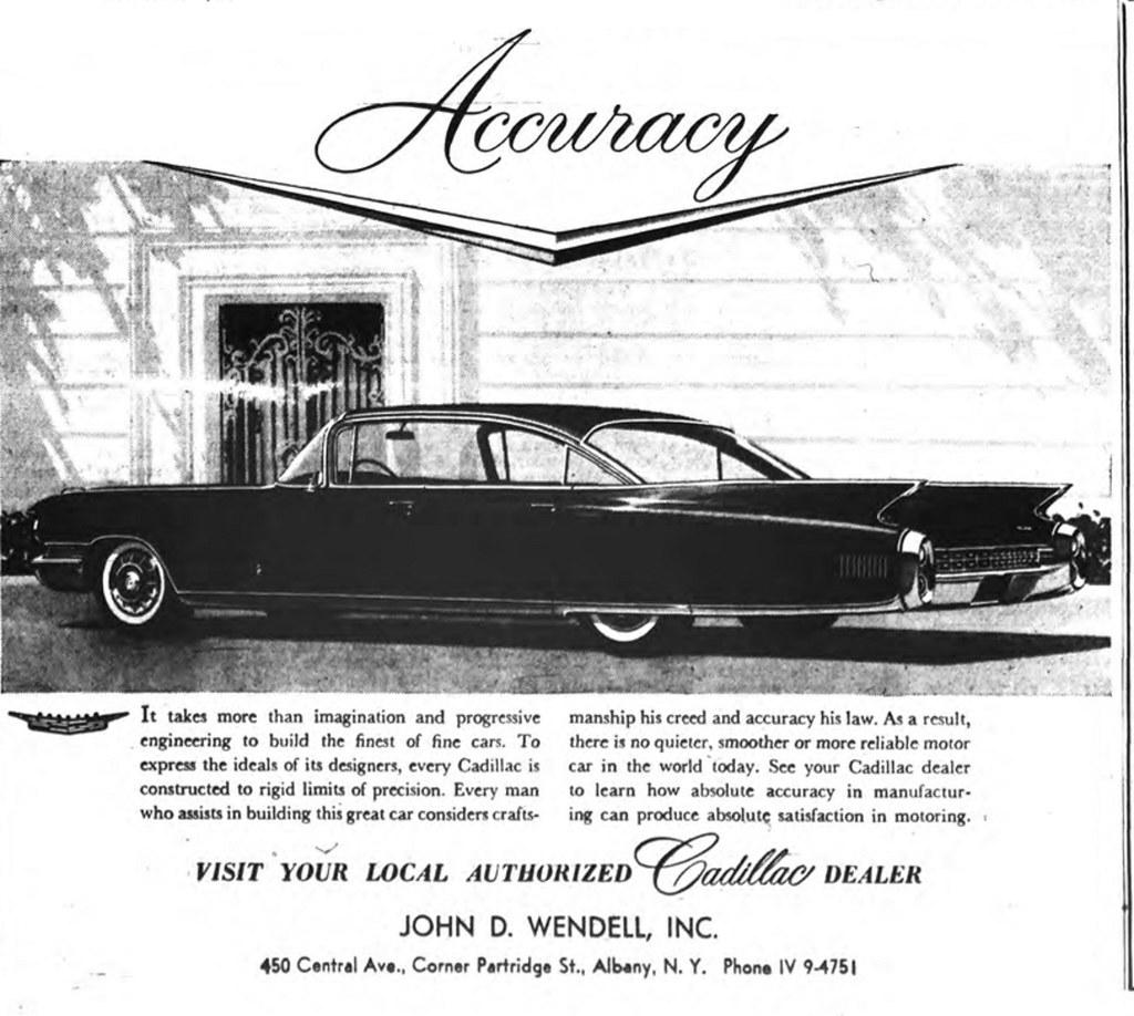 Wendell Cadillac Car Dealer Central Ave Albany Ny Flickr - Cadillac dealers ny